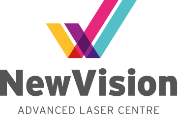 New Vision Centre logo for mobile