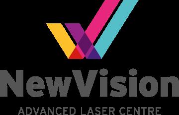 New Vision Centre logo for mobile