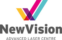 New Vision Centre logo for print